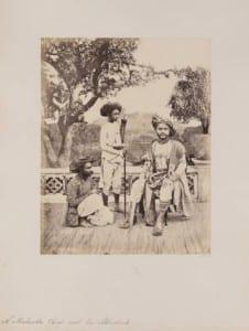 A_Mahratta_Chief_and_his_Attendants