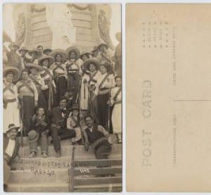 Mujeres listas para recivia a Rabago