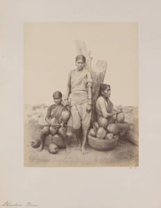 Three Bhundaree Women at work (William Johnson ca.1855-1862) http://digitalcollections.smu.edu/cdm/singleitem/collection/eaa/id/747/rec/52