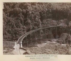Arial View of the Metlac Bridge