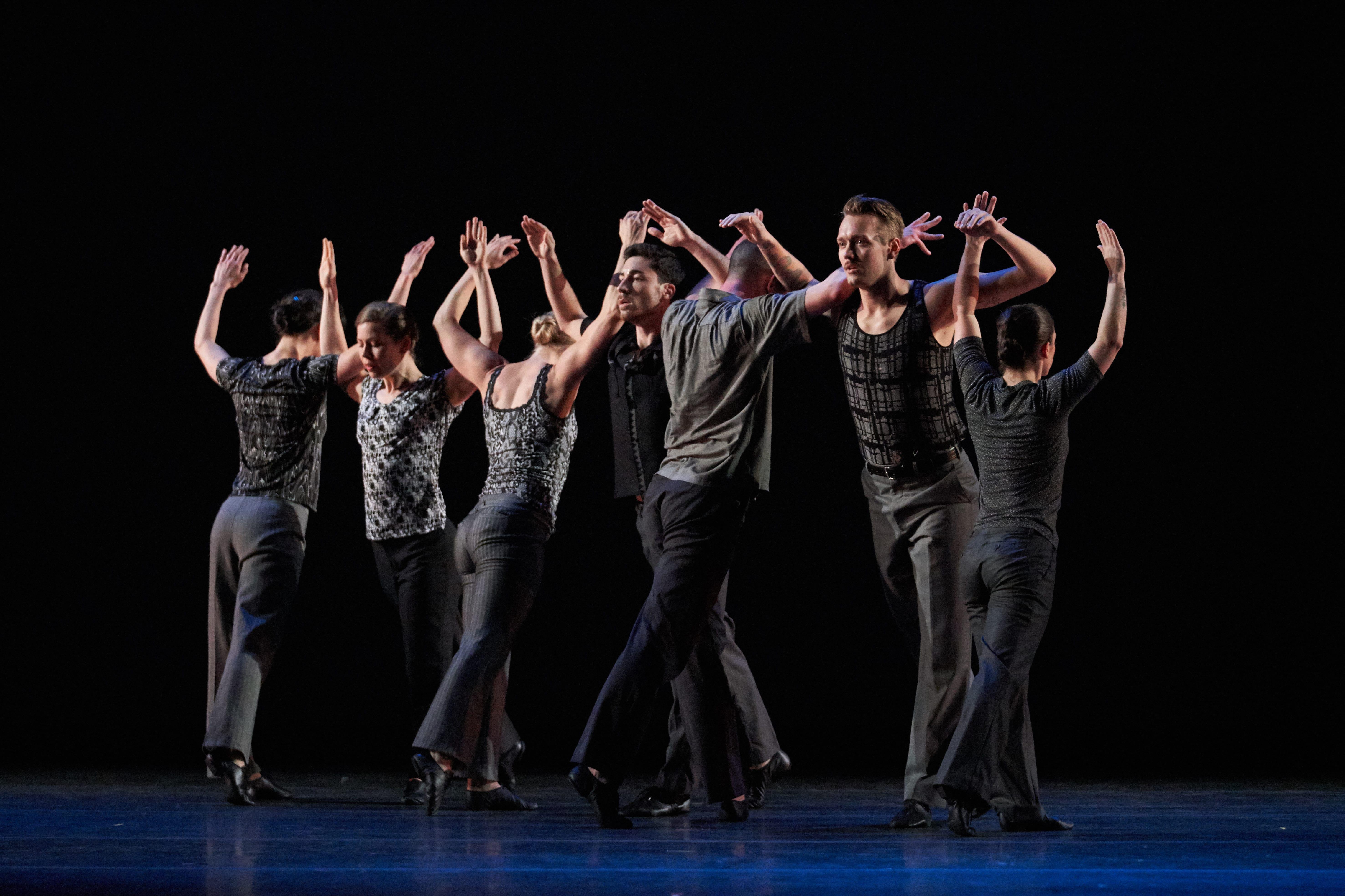 THE FACTS \u2013 The Dances \u2013 The Music | Classic Jazz Dance \u2013 The Work of Danny Buraczeski and JAZZDANCE