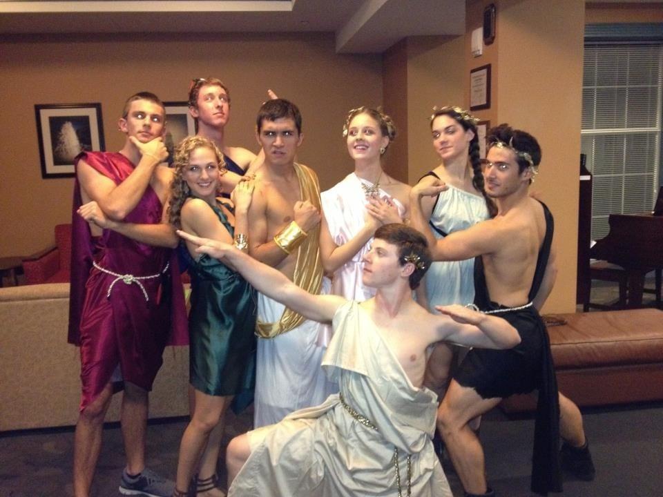 Greek Mytho » Alex Druzbanski
