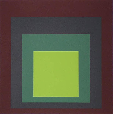 Josef Albers- Interaction of Color