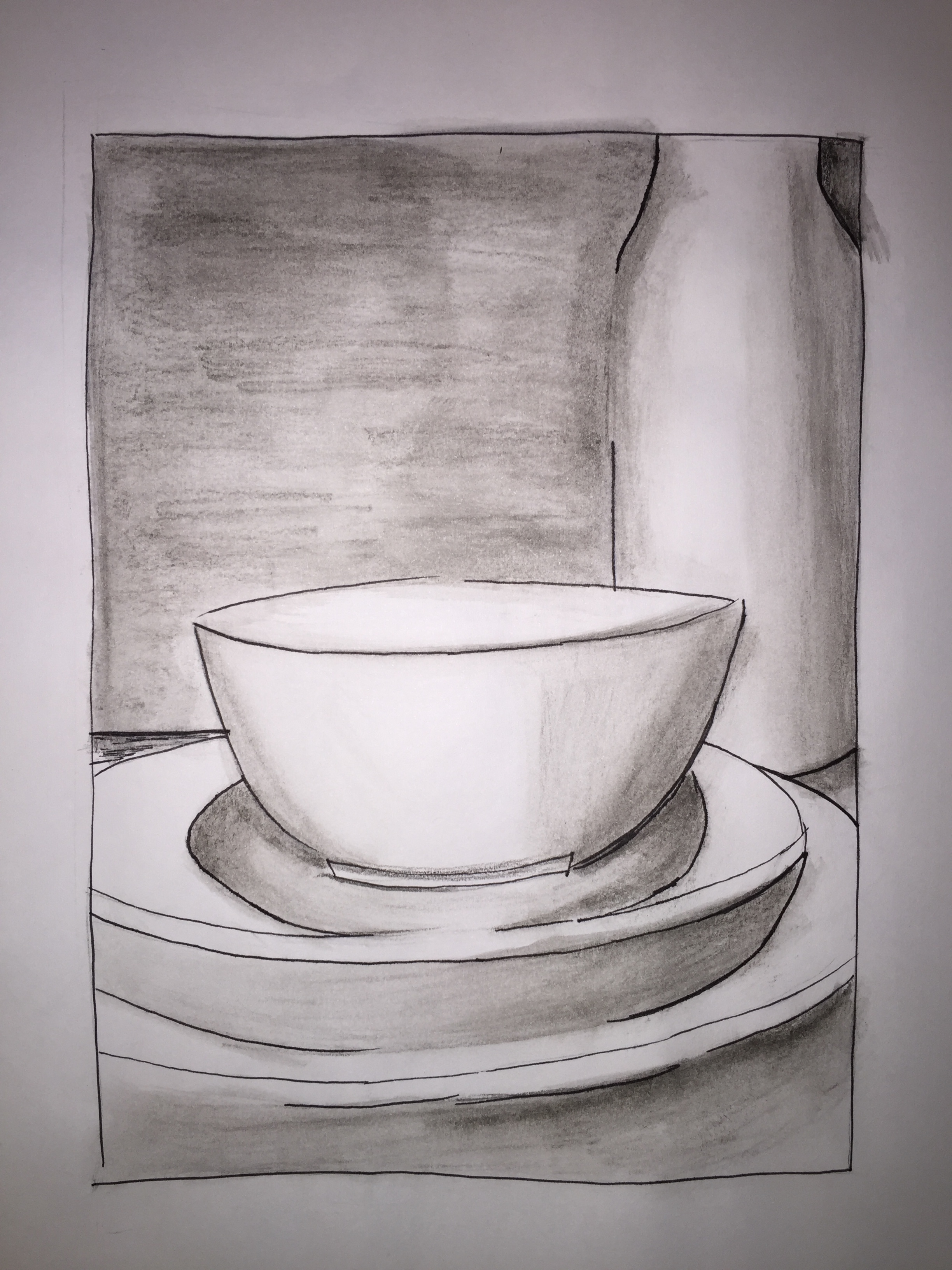 Sketchbook Assignment #1: Simple Forms