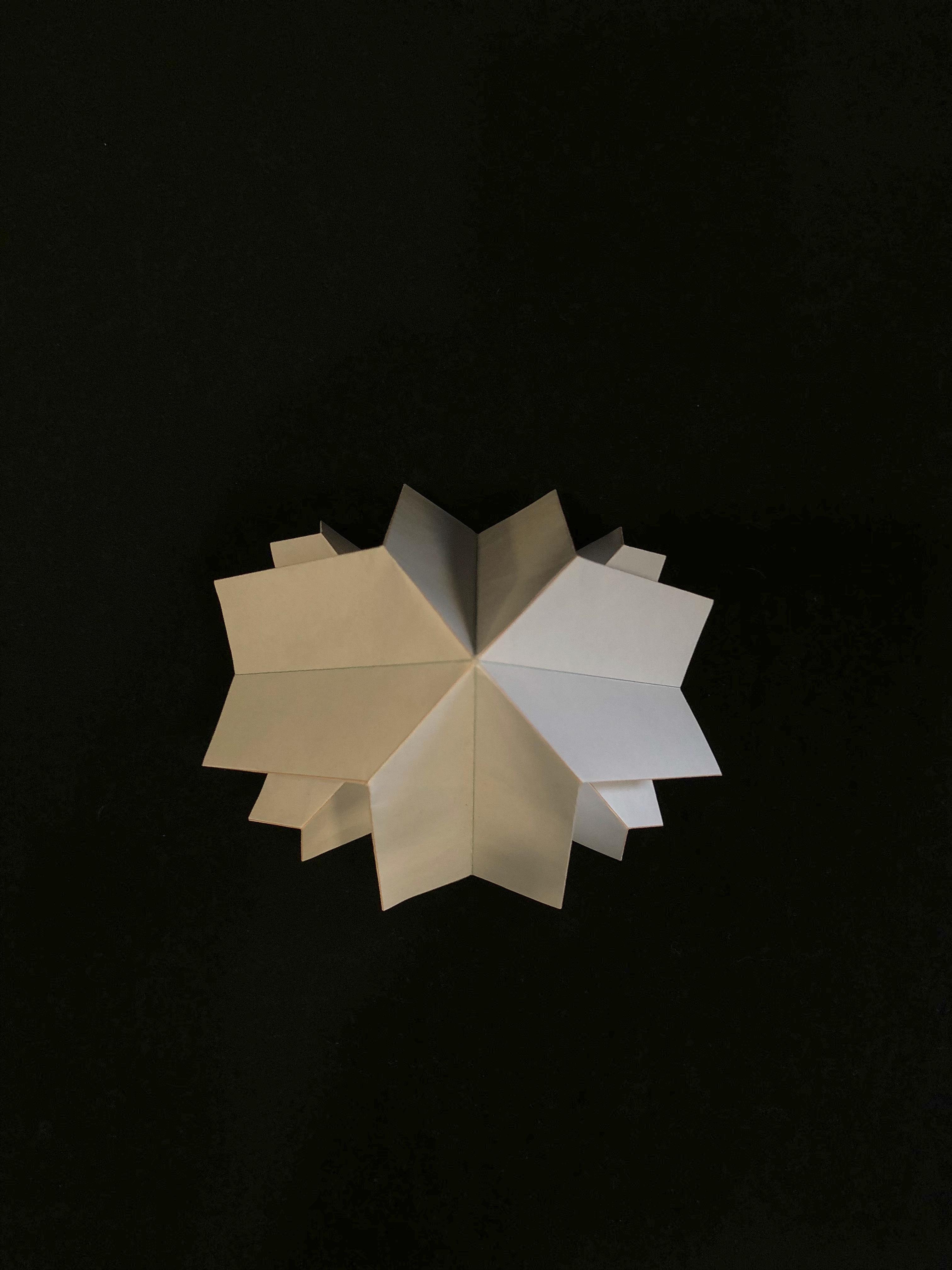 Folding Paper Objects