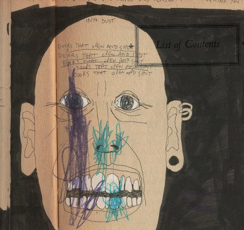 Stanley Donwood – Pulp Noir