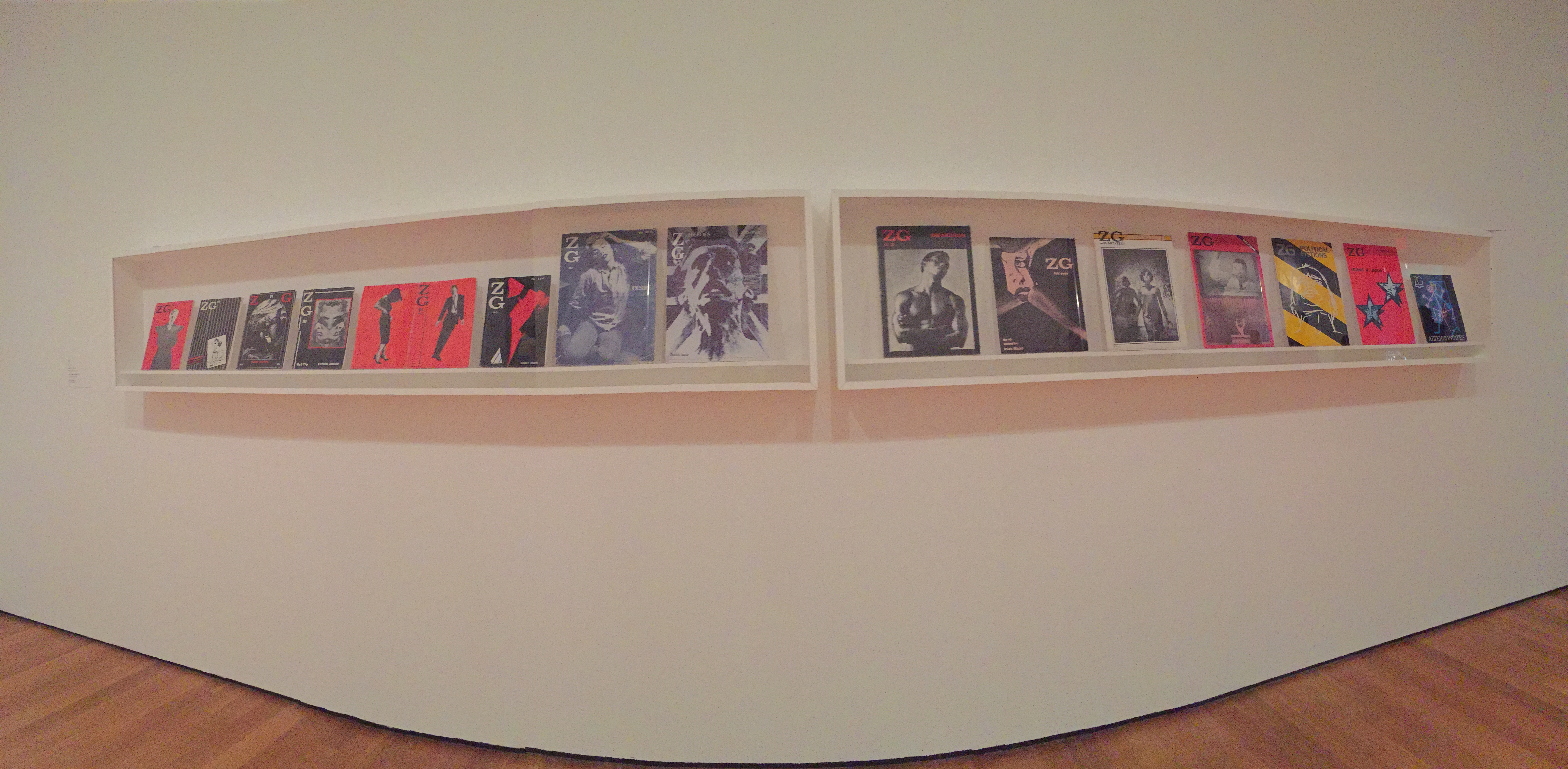 Cut To Swipe at MoMA