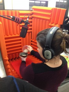 Time  Recording session - 15 - Ana Sofia