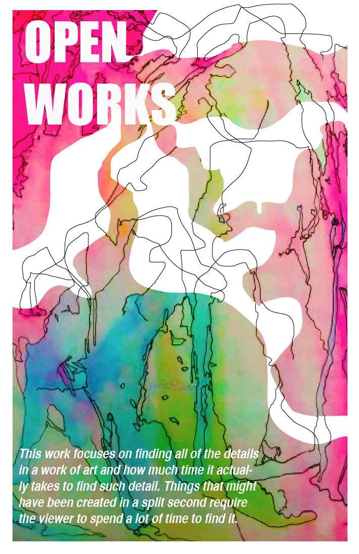 Open Works : Intricate Detail (Space & Time)