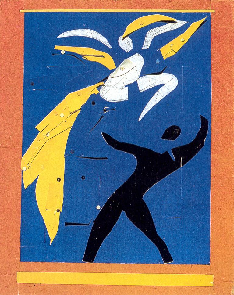 The Strana Forandola By Henri Matisse
