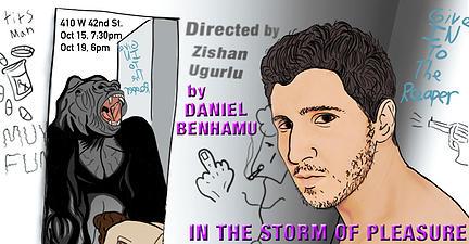 Lang Alum Daniel Benhamu's Play Re-staged After Receiving the Best Debut Award