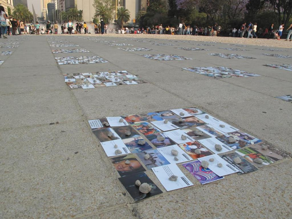 Alexandra Delano – Six Months after Ayotzinapa, Search for Justice Continues