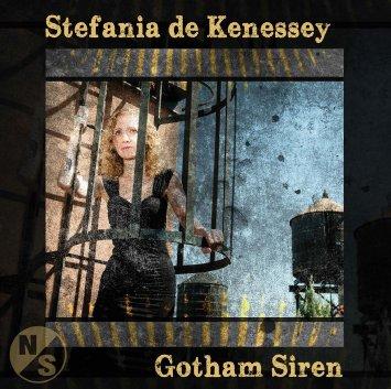 Stefania de Kenessey announces new CD