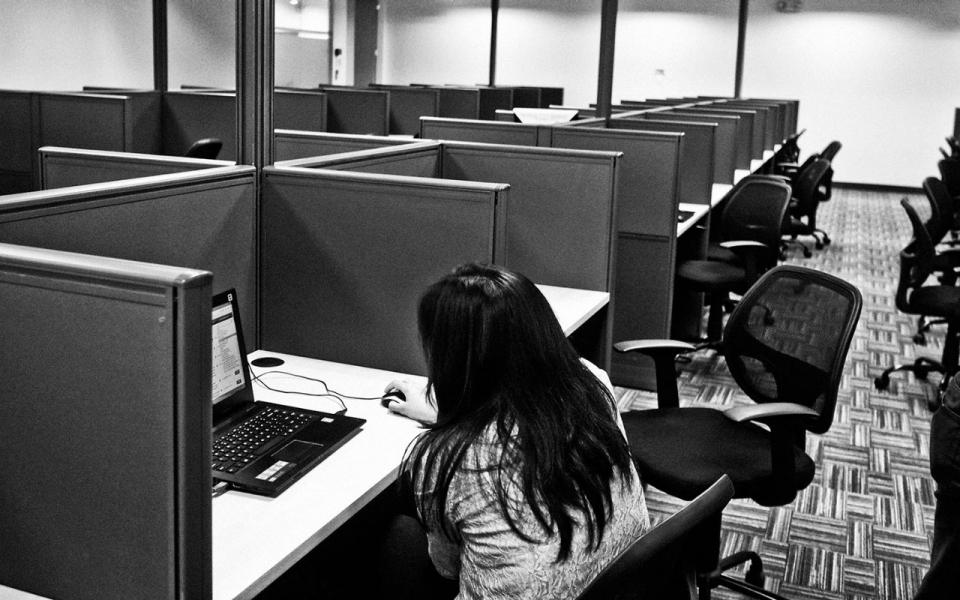 Trebor Scholtz quoted in Al Jazeera America Article : Invisible data janitors mop up top websites behind the scenes