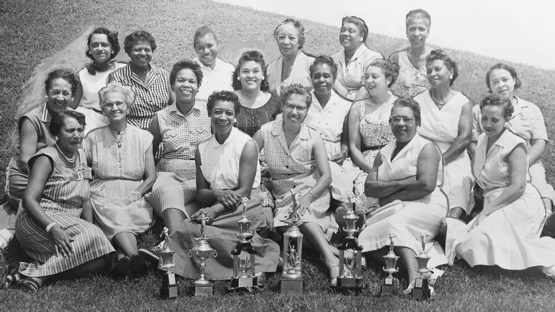"Kia Gregory wrote an article called ""The oldest African-American women's golf club in the United States"""