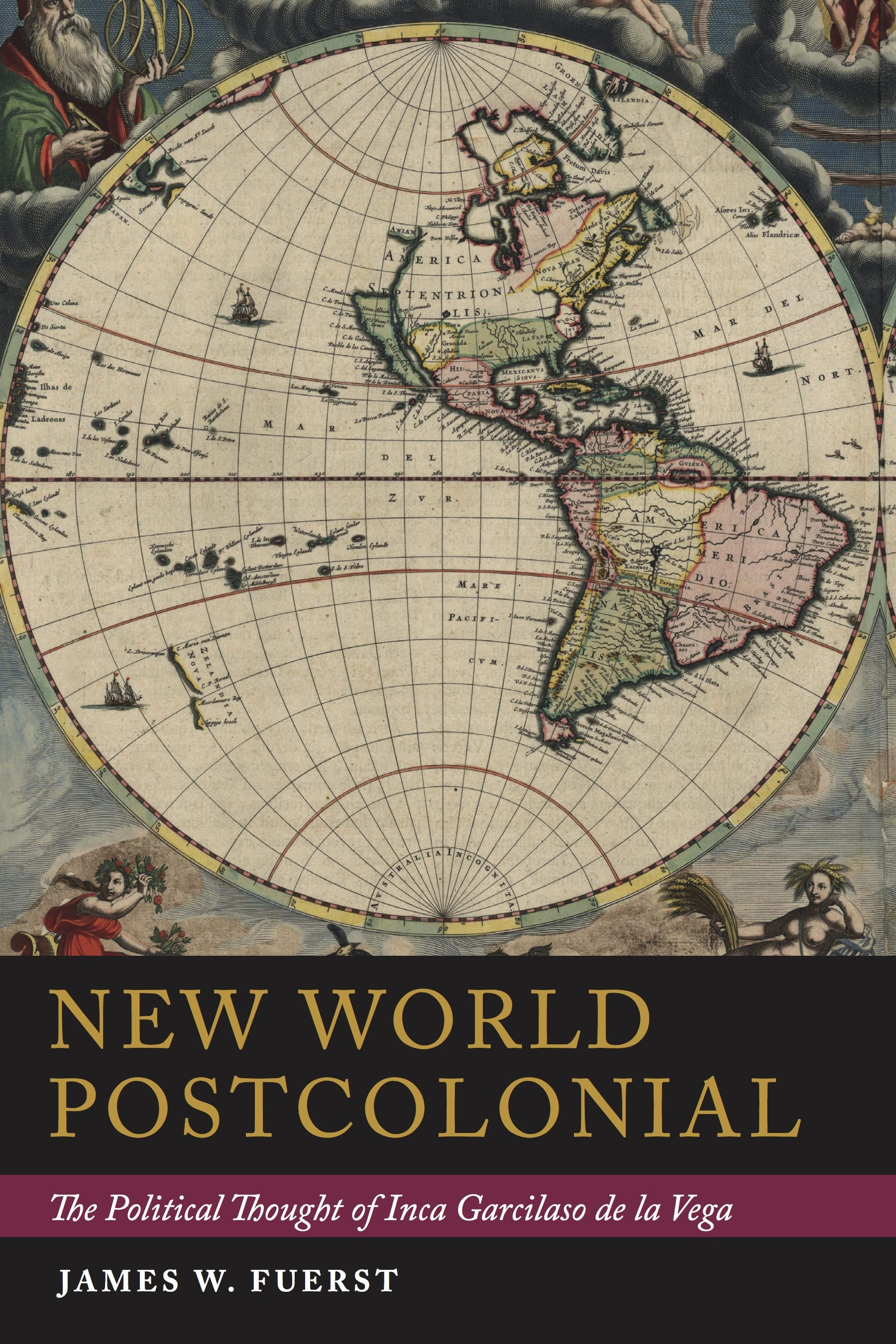 New book by James Fuerst: New World Postcolonial