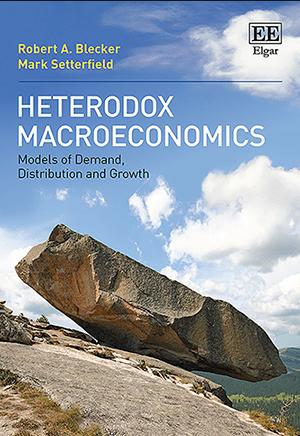Mark Setterfield Co-wrote Heterodox Macroeconomics
