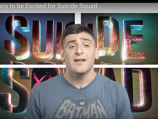 Five Reasons to be Excited for Suicide Squad