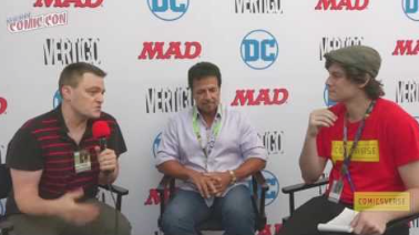 Scott Snyder and John Romita Jr Interview at NYCC 2016