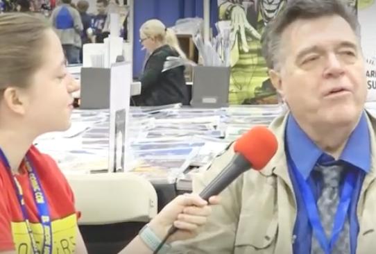 Neal Adams RICC 2016 Interview