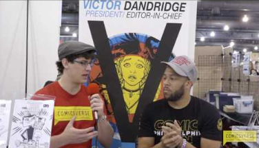 Victor Dandridge Interview Wizard World Philadelphia 2016