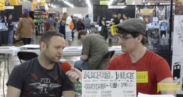Michael Dolce Interview at Wizard World Philadelphia 2016