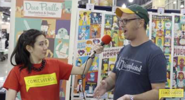 Dave Perillo Interview Wizard World Philadelphia 2016