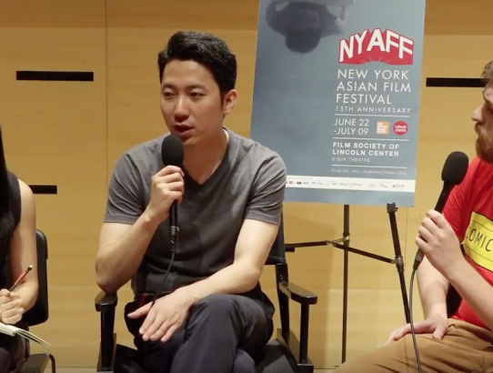 Kim Jin Hwang Interview NYAFF