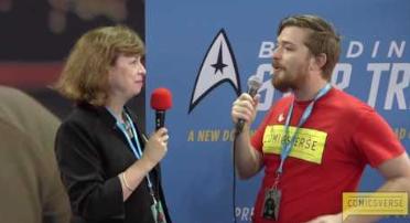 Smithsonian Margaret Weitekamp Star Trek Mission New York 2016