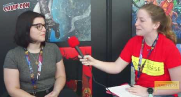 Marley Zarcone NYCC 2016 Interview