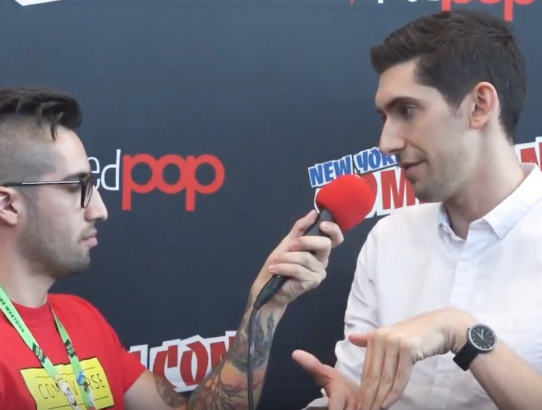 Max Landis Talks Dirk Gentlys Holistic Detective Agency Season 2 at New York Comic Con 2017