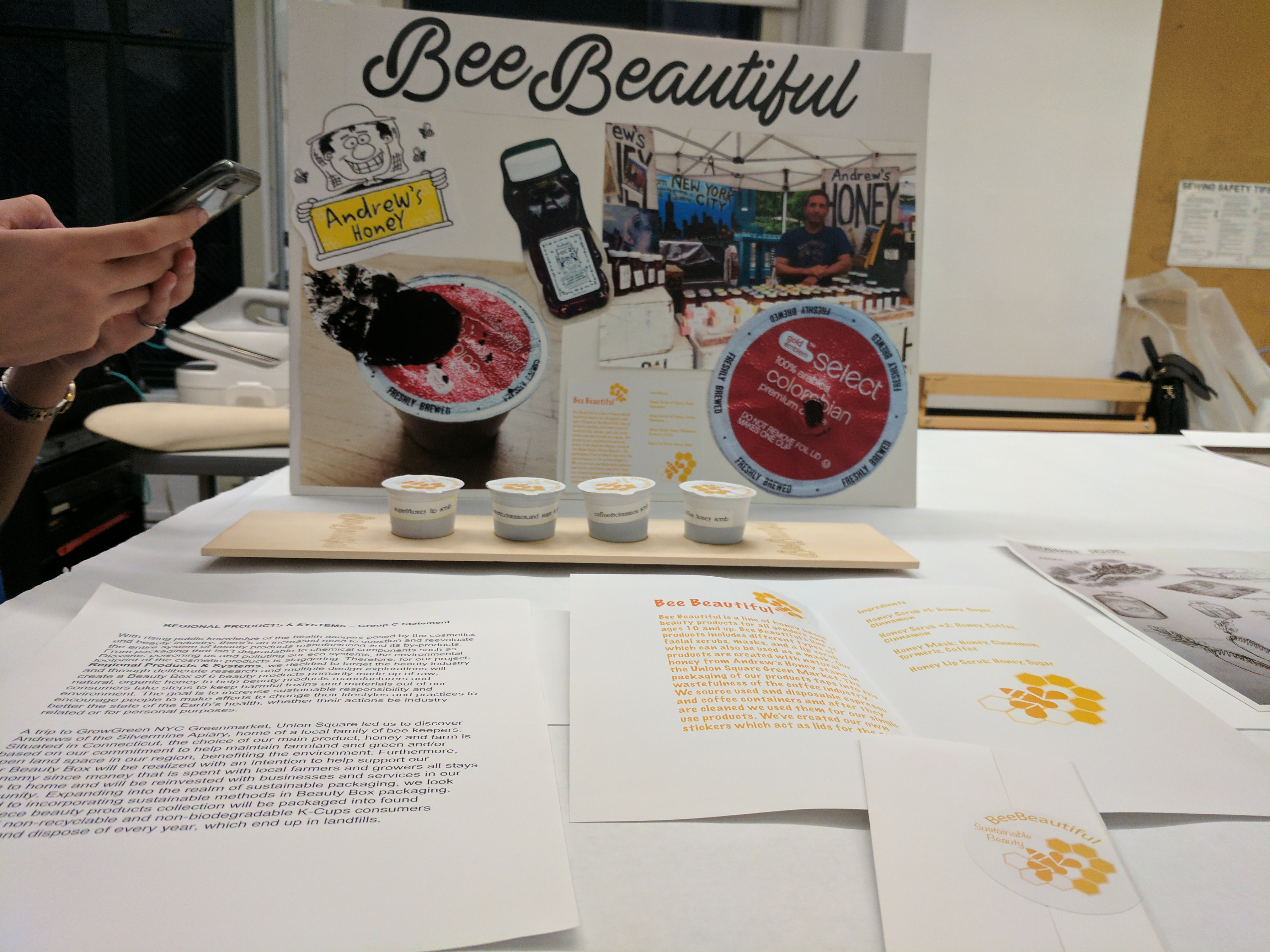 Bee Beautiful Sustainable Product