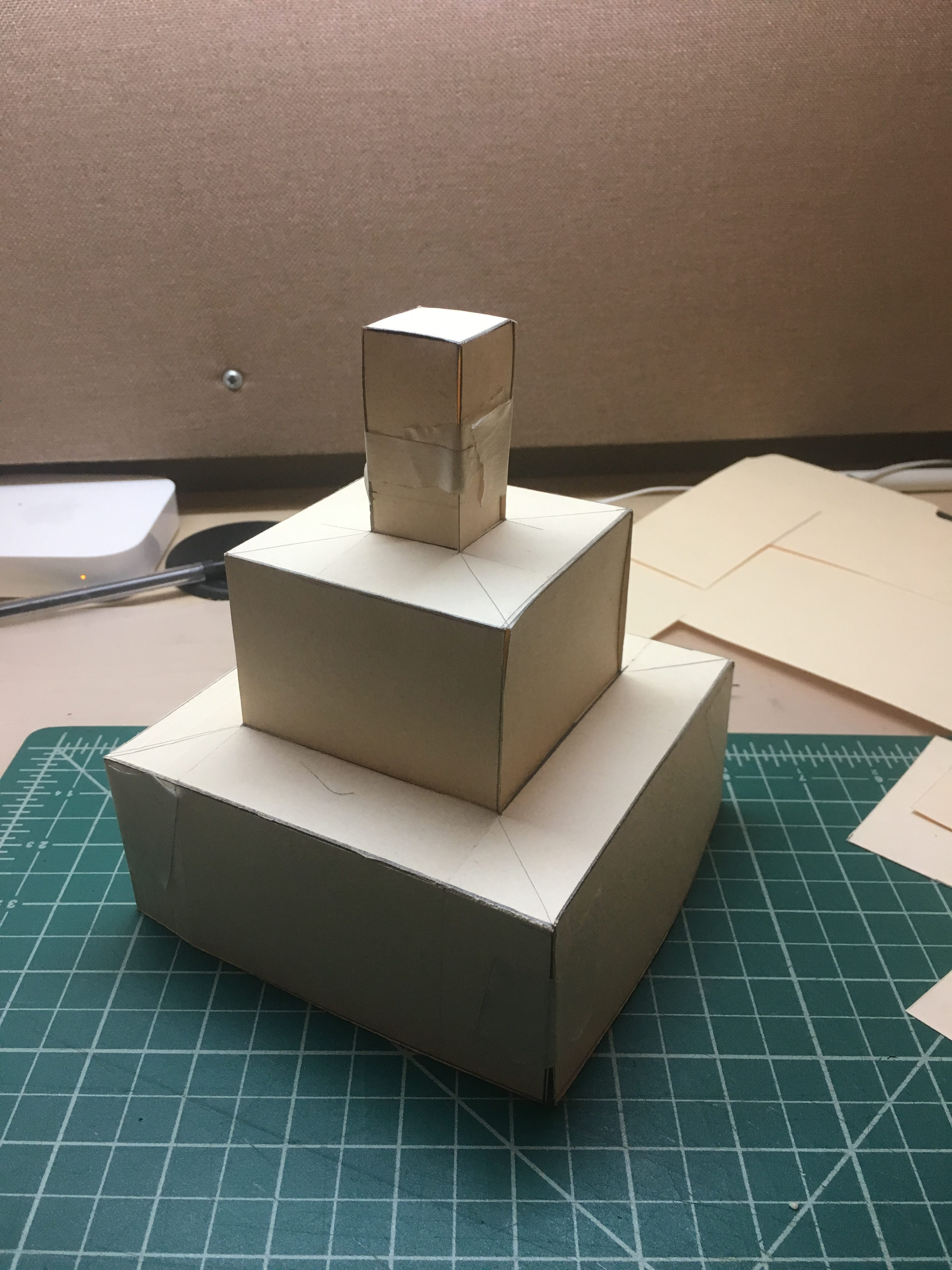 Soft Structures Tower Process