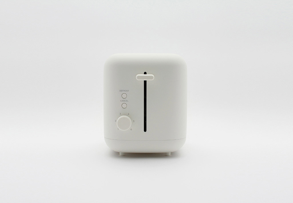 Intro to Design Studies: Muji Pop-up Toaster