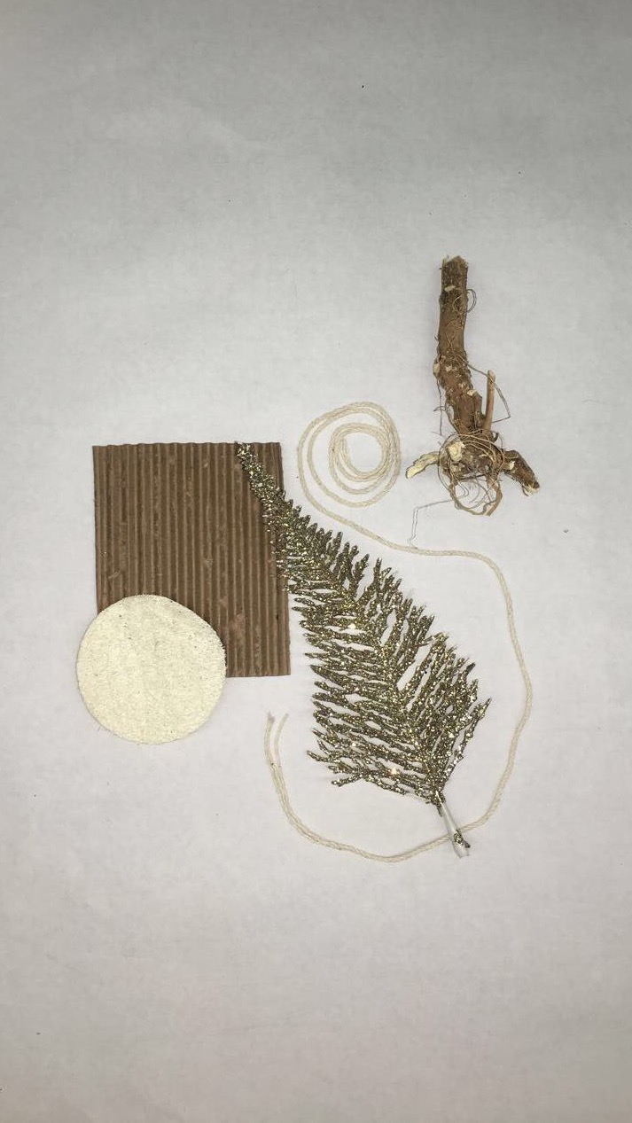 Exploring Materials: Creating Mood Boards with Objects