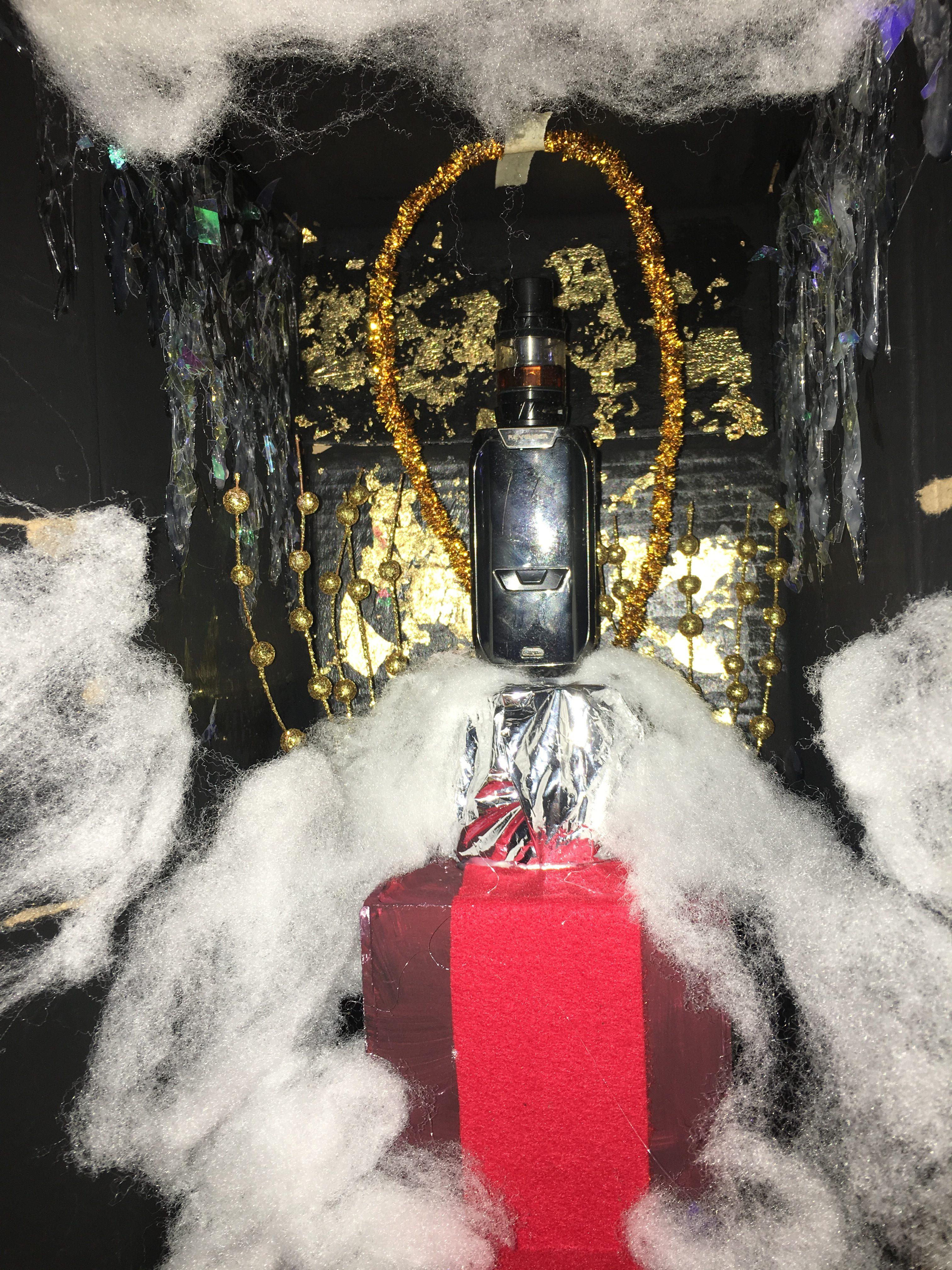Technology Altar