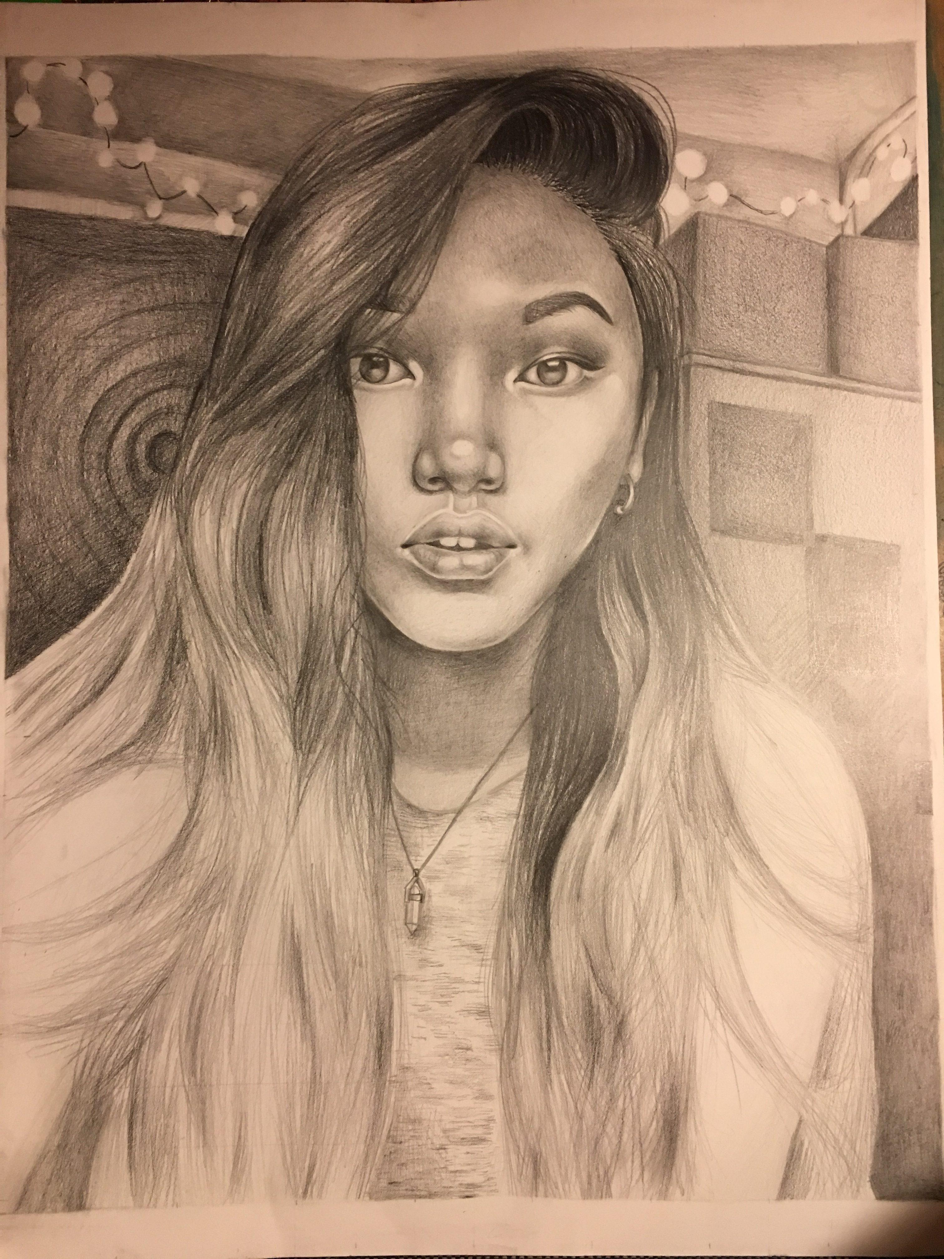 Self Portrait (Drawing/Imaging)
