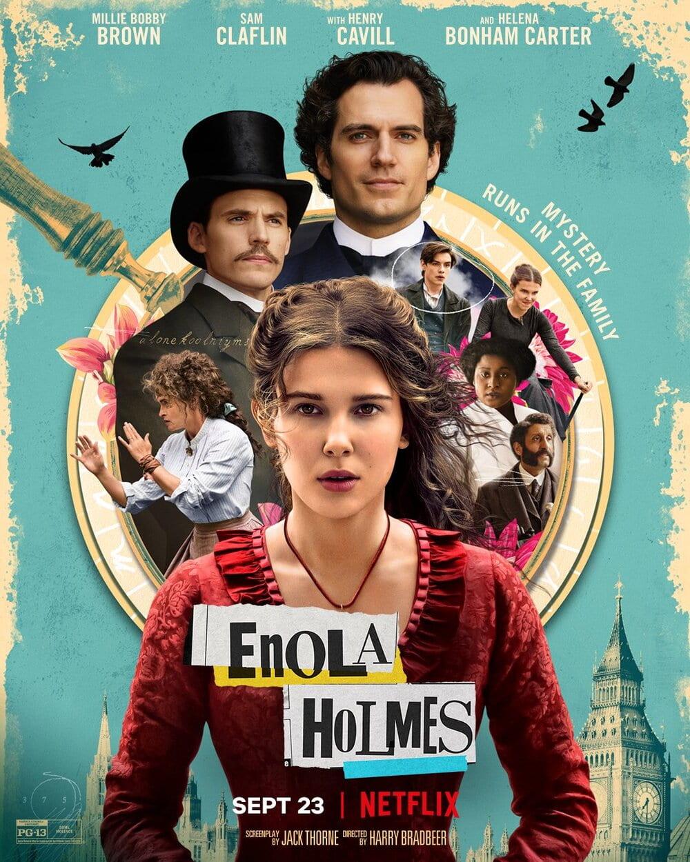 《Enola Holmes》