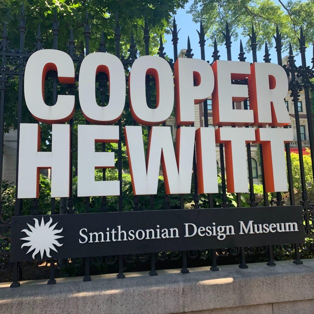Cooper Hewitt Response