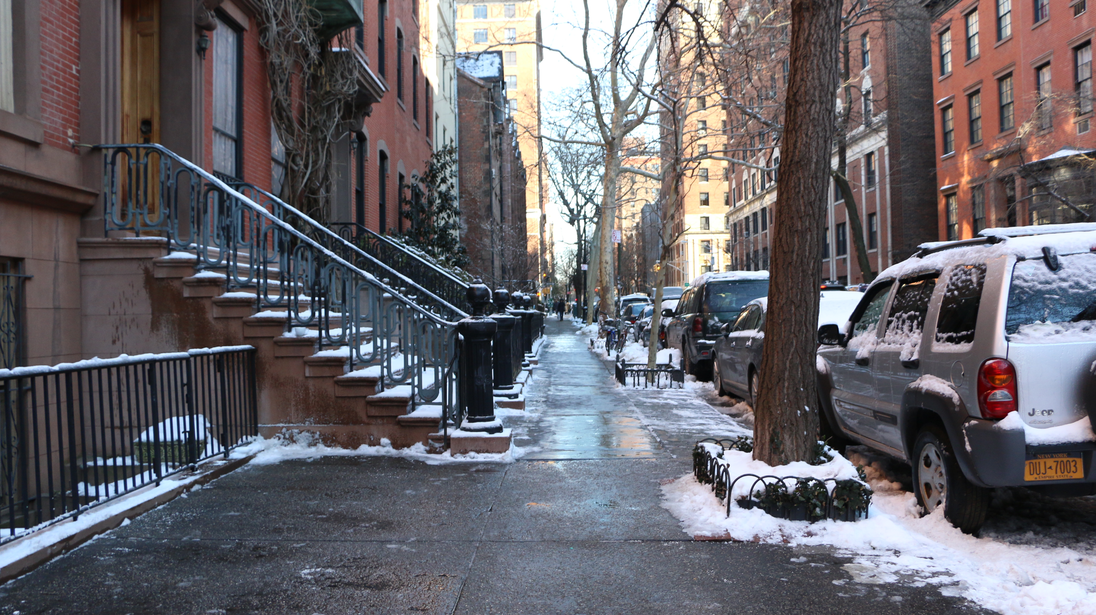 Upper East Side photo blog