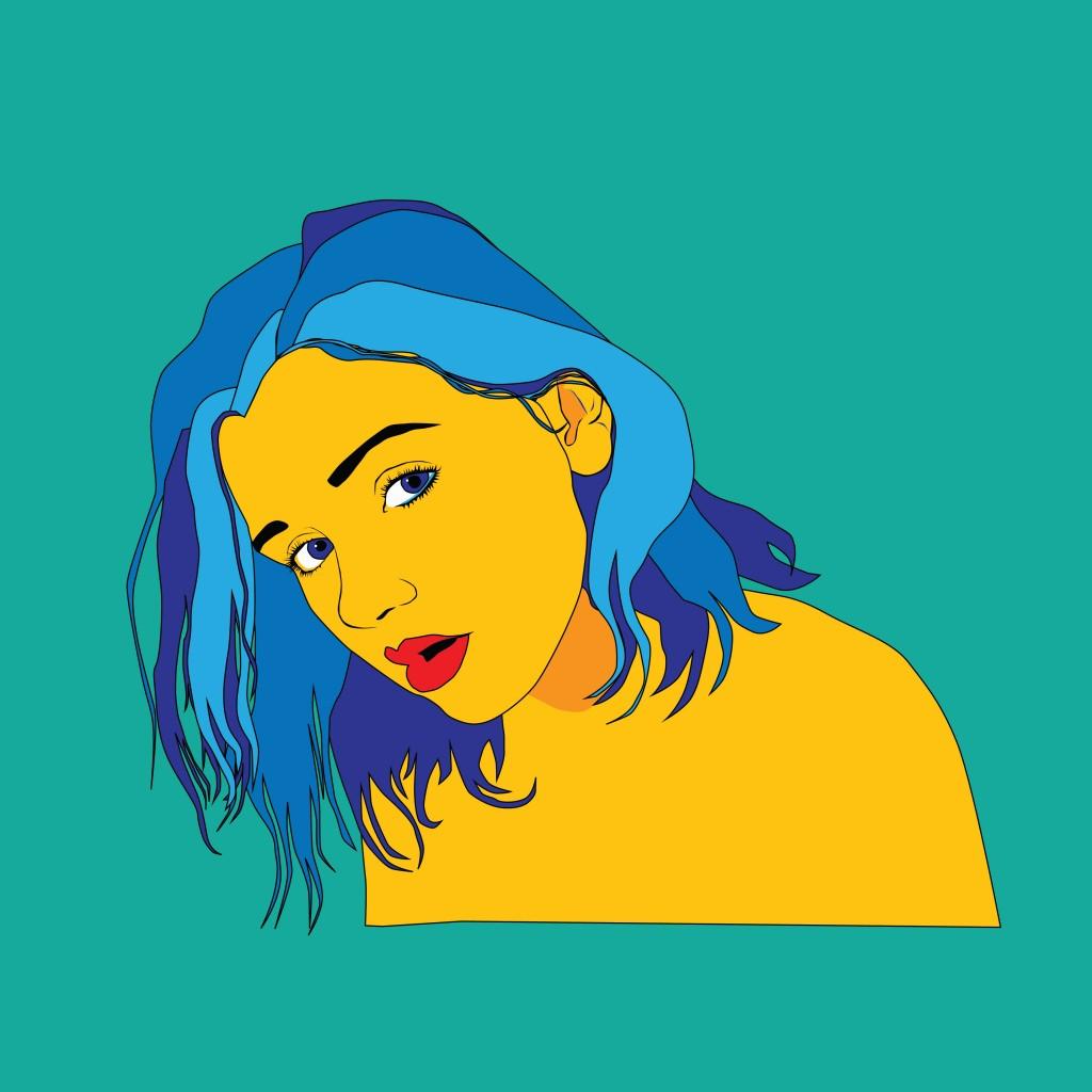 Self Portrait: Colour