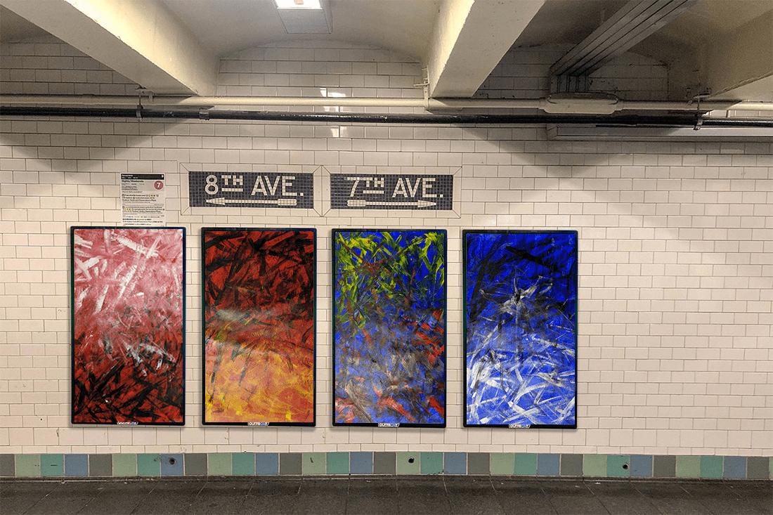 Progression   Subway Images