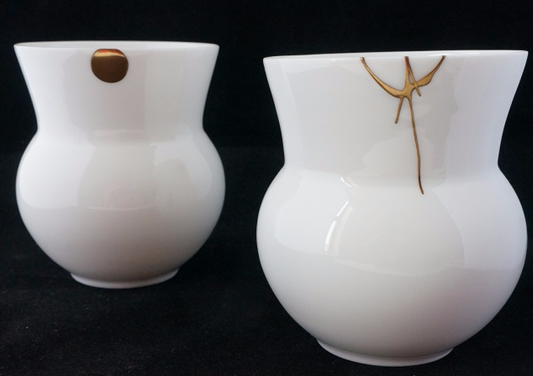 Kintsugi: The Art of Gold Joinery