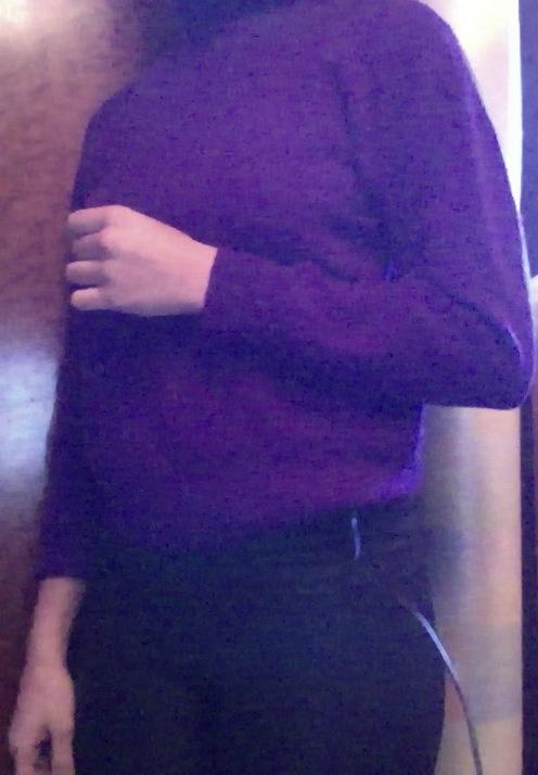 Interactive Sweater