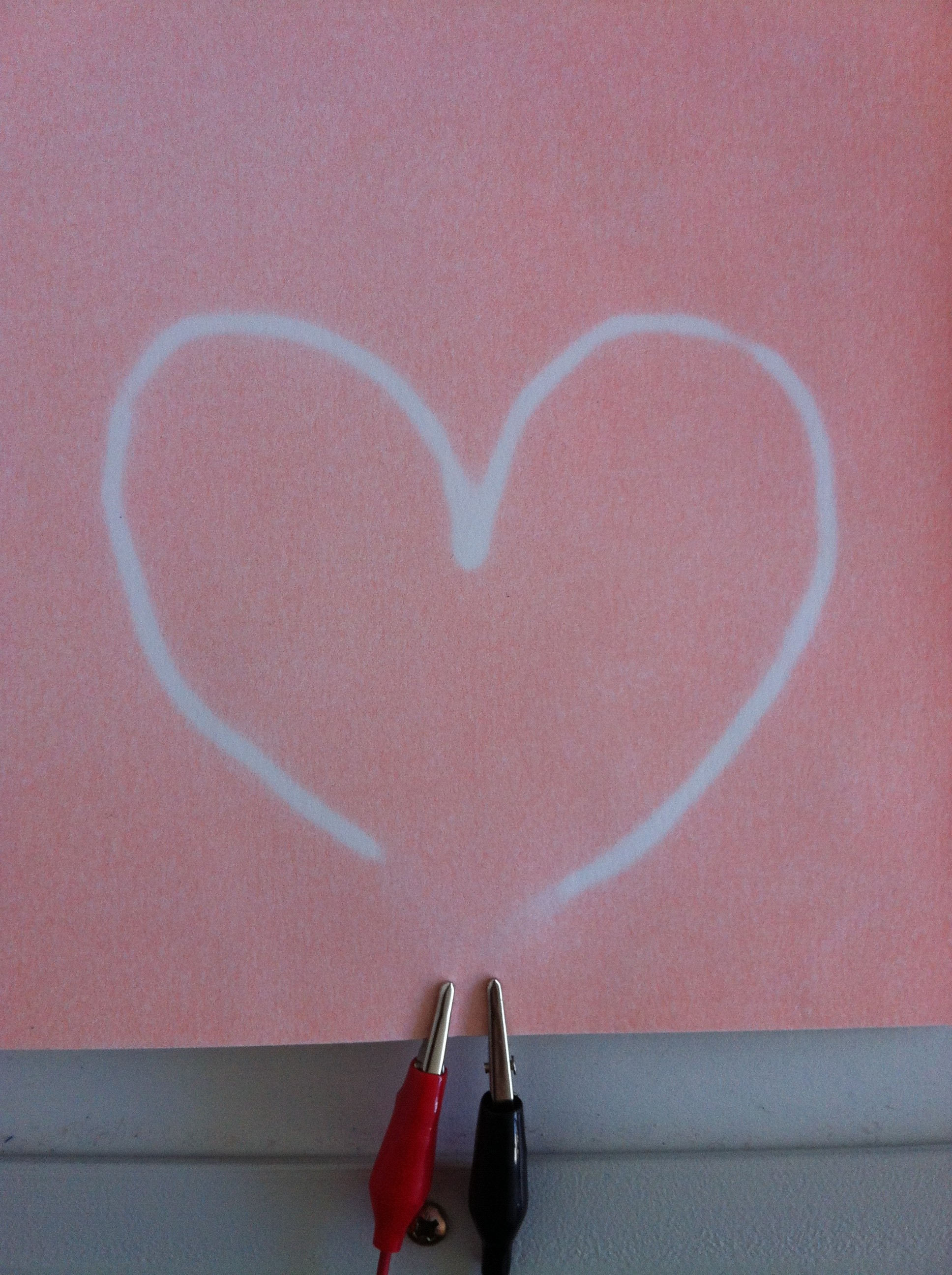 Thermochromic Heart