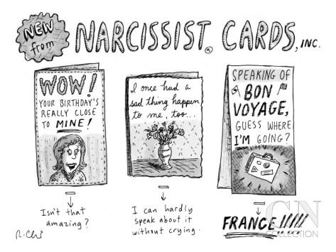 Roz chast narcissist cards new yorker cartoon tamar samir roz chast narcissist cards new yorker cartoon m4hsunfo