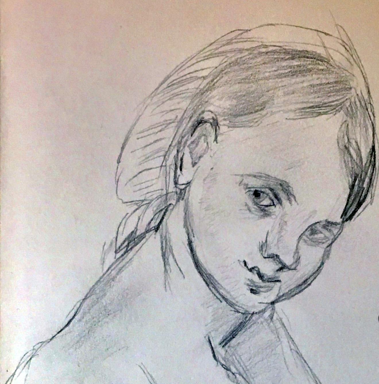 Drawings at the MET
