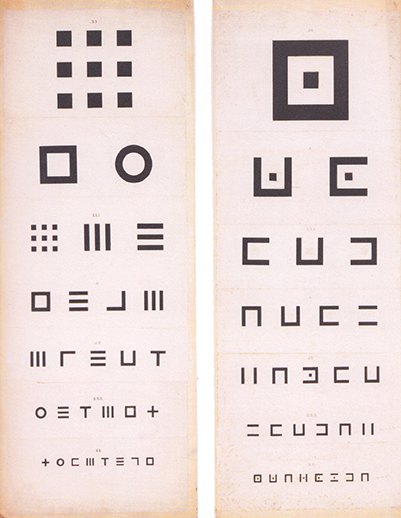 Typography and Design Research from 1920 to 1930