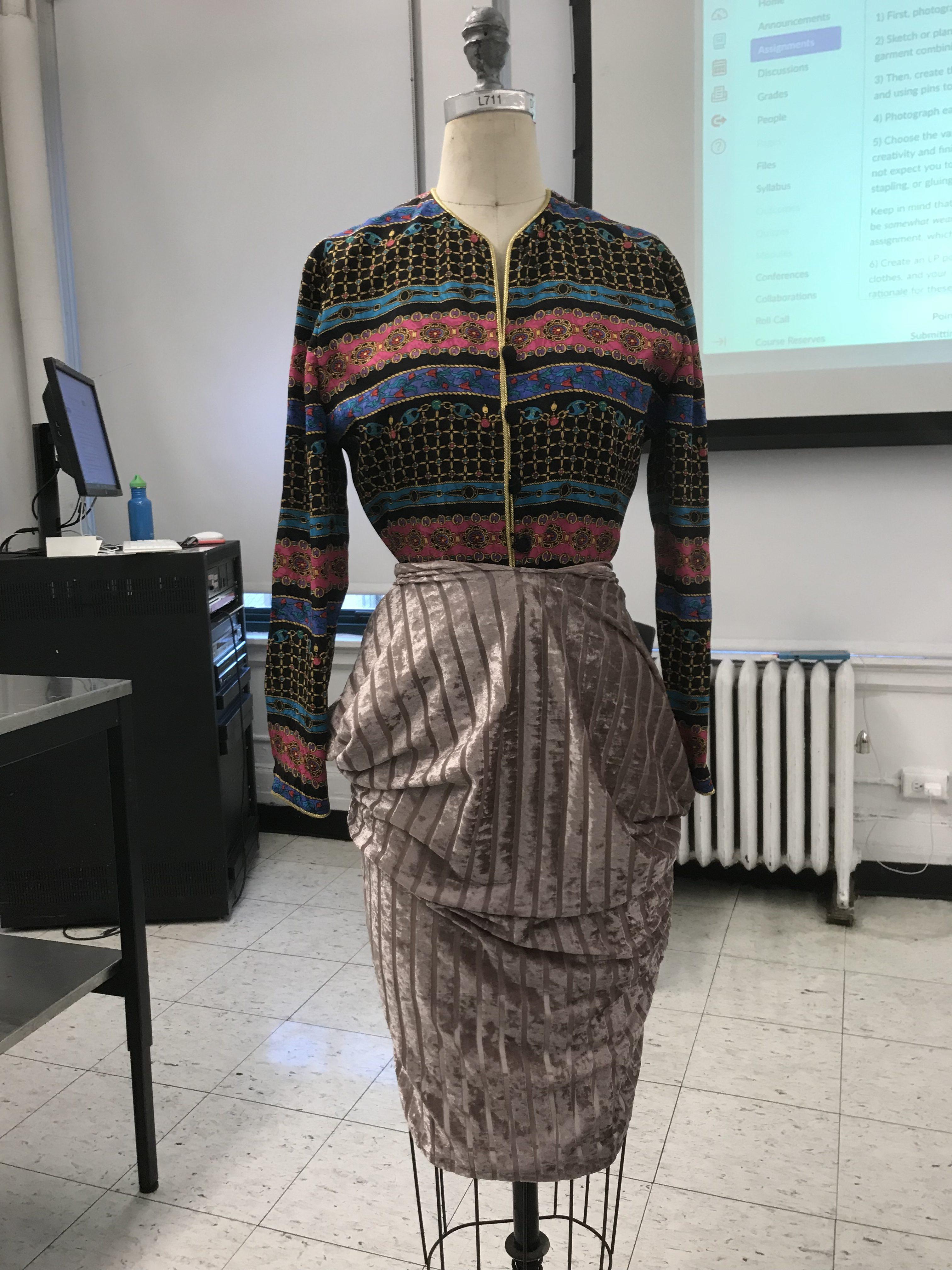 Rapid Fashion prototyping
