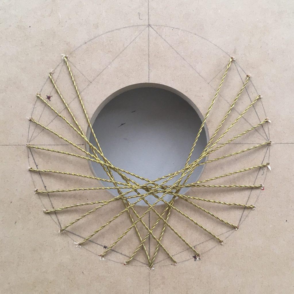 3D Parabolic Curve
